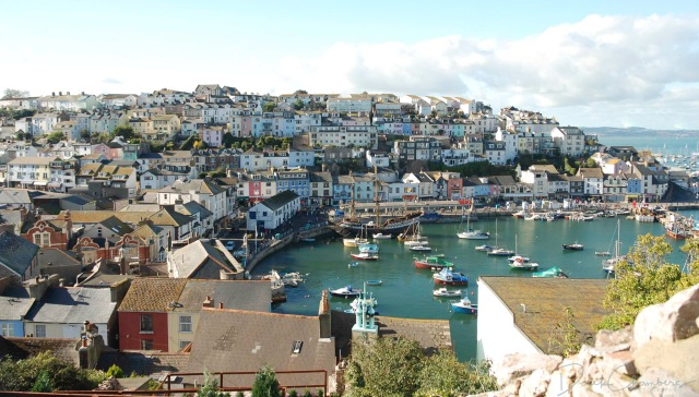 Brixham, South Devon - Derek Chambers