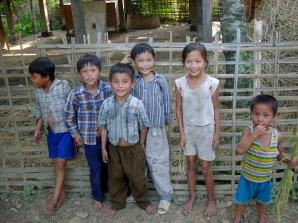 Nghia Lo Kids 2001 Vietnam - Derek Chambers