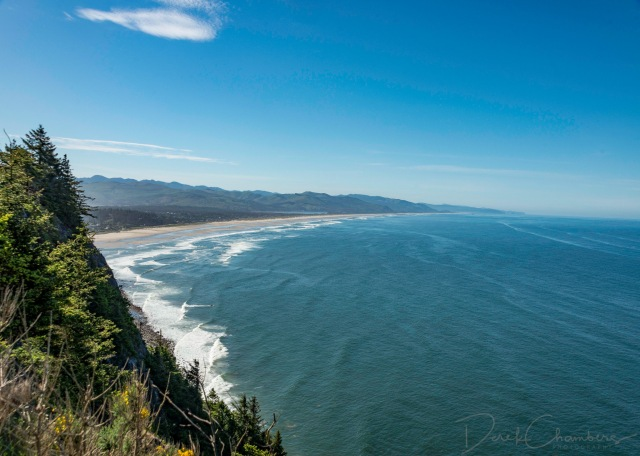 The Oregon Coast - Derek Chambers