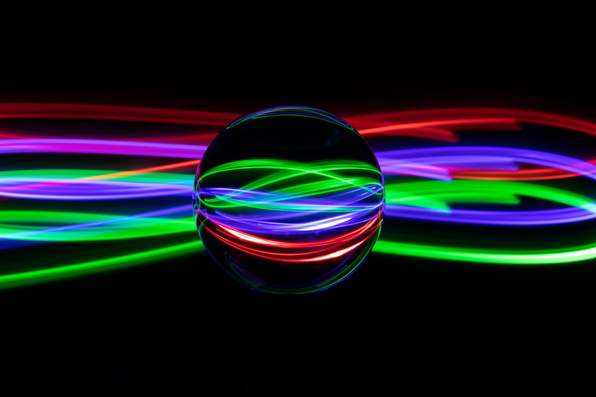 Whirling Dervish - Donna Marshall