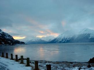 Derek Chambers - Turnagain Arm Anchorage Alaska 2002