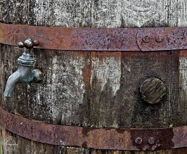 Ray Waters Water Barrel