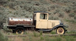 Sharon Jensen - © - Old Yellow Truck