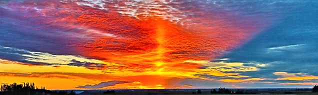 Doug Boyce - Last Prairie Sunset