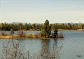 Gary Hardaker- Green Lake and Coastal mountains B