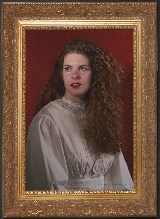 K42-S8155 - Framed Portrait of Kendra - Derek Chambers