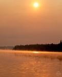 Nancy Cunningham smoky morning