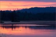 Sharon Jensen - © - Sunrise-Webb Lake