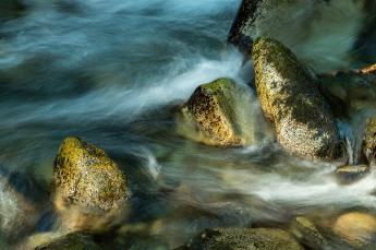 Rocks - Eakin Creek © Larry Citra