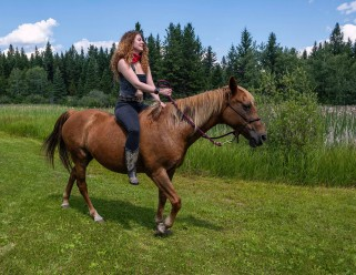 Nigel - Riding