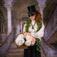 The Flower Seller - Derek Chambers