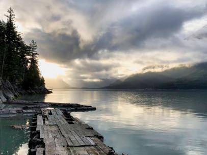 Tallheo Cannery Sunrise - Derek Chambers