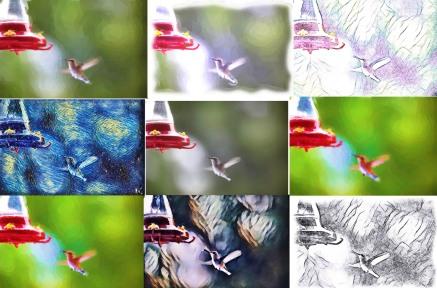 Doug Boyce - H Bird Composition