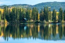 My Place, Montana Lake B.C. © Larry Citra