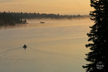 Ray Waters Early morning departure