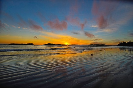 Doug Boyce - West Coast Sunset