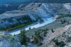 The Changing Landscape - Farwell Canyon - Derek Chambers