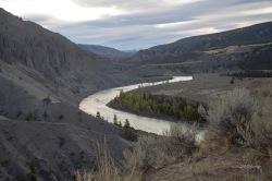 Farwell Canyon - A River Runs through It - Diane Hopp