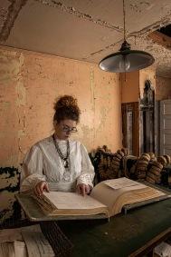 Checking The Books - Nigel Hemingway