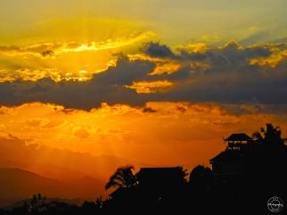 Ray Waters Bali Sunset